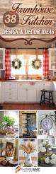 Kitchen Decoration Ideas 38 Best Farmhouse Kitchen Decor And Design Ideas For 2017
