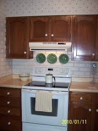 Brick Backsplash Kitchen Kitchen Superb Decorating Ideas Of Kitchen With Brick Backsplash