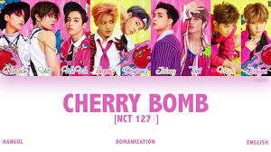 Cherry Bomb Hair Color Han Rom Eng Nct 127 Cherry Bomb Color Coded Lyrics Youtube
