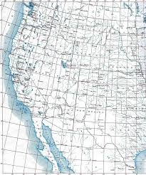 Image Of The United States Map by Western United States Map 1906 Full Size