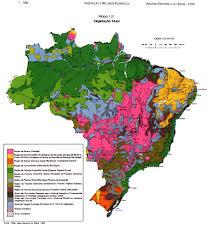 North America Biome Map by Brazil Flegt