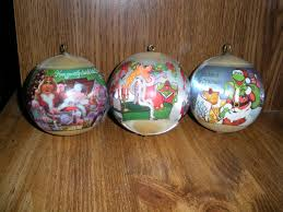 my life and dreams our christmas decorations 1 muppets