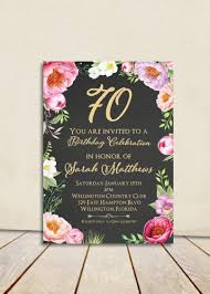 design sophisticated 80th birthday invitations for a man with