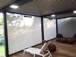 Veranda Pour Terrasse Chauffage Infrarouge Fargau Bénéficiez De Votre Espace Extérieur