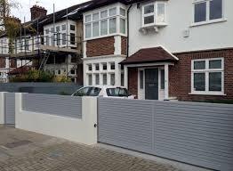 front garden wall ideas uk house design and planning seg2011 com