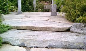 Stones For Patio Maine Coast Stone Slabs
