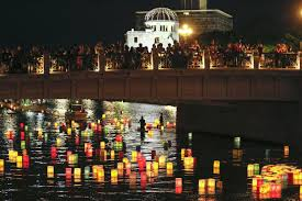 hiroshima japan calls for a u0027world free of nuclear weapons u0027 on