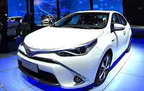 toyota line of cars toyota has updated the whole range of corolla 2017 2018 model