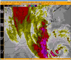 Satellite Weather Map Monthly Average Temperatures Weathercom Synoptic Discussion