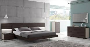 Modern Bedroom Collections Graceful Wood Modern Contemporary Bedroom Designs Feat Light