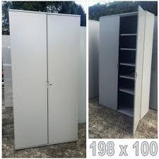armoire bureau m騁allique armoire bureau occasion 100 images armoire a rideau occasion