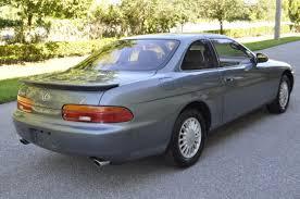 lexus sc300 gas mileage lexus sc coupe 1992 green for sale jt8jz31c4n0007995 1992 1993