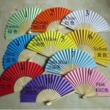 hand fans for sale aliexpress com buy free shipping 200pcs lot wedding hand fan