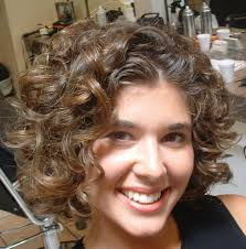 hairstyle for curly hair and round face best hairstyle photos on