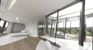 Rublyovka Space Age Bedroom Design Interior Design Ideas