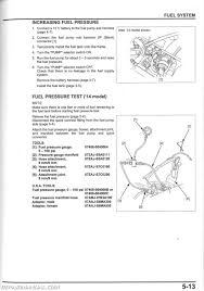 2010 2013 honda crf250r motorcycle service manual