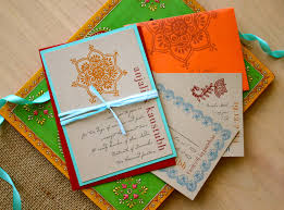 Modern Indian Wedding Invitations Bright Modern Wedding Invitations For Indian Weddings Onewed Com
