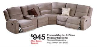 Modular Sofa Pieces by Fred Meyer Truckload Furniture Sale