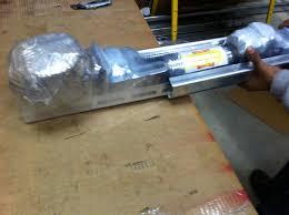 garage door opener track high lift garage door conversion u2013 we track with garage owners who
