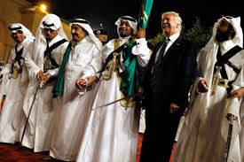 trump and the arabs commentaries on the times