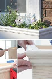 Diy Railing Planter Box by 25 Beautiful Window Box Planter Ideas On Pinterest Window Boxes