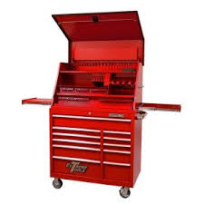 home depot tool cabinet milwaukee 46 in 16 drawer tool chest and rolling cabinet set red