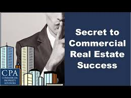 secret to commercial real estate success youtube