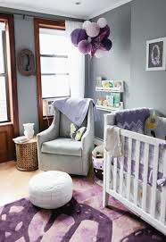 Grey And Yellow Nursery Decor by 320 Best Purple Room Images On Pinterest Project Nursery