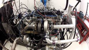 mazda motors usa race tuned mazda skyactiv d clean diesel engine on the dyno