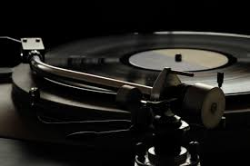 Record by Vinyl Record Free Stock Photo