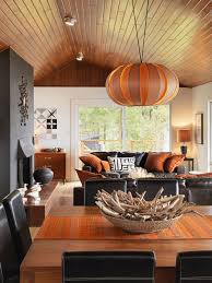 Tangerine Home Decor by Examples Of What Color Goes With Orange 22 House Interiors