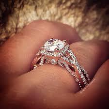 Huge Wedding Rings by Top 10 Twisted Shank Engagement Rings