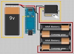power arduino nano this schematic would work electrical