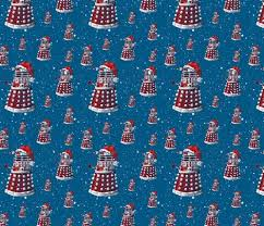 dr who wrapping paper fabrics with dr who trek wars and other subject
