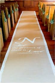 Aisle Runner 401 Best Burlap Aisle Runners By I Do Aisle Runners Images On