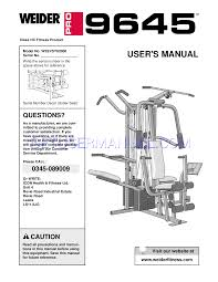 gym equipment user manual the gym