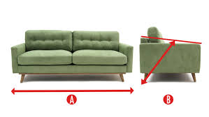 Green Sofa Bed 7 Useful Tips To Measure Your Space Colleen S Classic Consignment