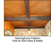 Pine Beadboard Paneling - this 3 1 4