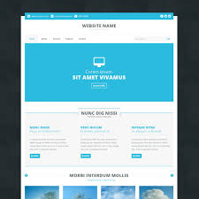 free responsive html templates html template fotolip rich image and wallpaper