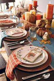 low lighting tables thanksgiving and holidays