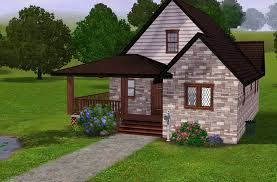 2 bedroom cottage mod the sims charming country cottage 2 bed 2 bath starter home