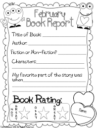 2nd grade book report template 2nd grade book report template pdf professional and high quality