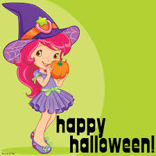happy halloween clipart happy halloween for the team berry strawberry shortcake