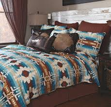 earth sky quilt bed set
