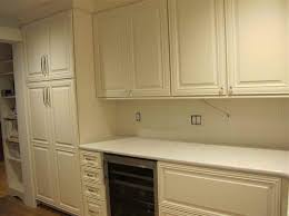 White Painted Cabinets With Glaze by Kitchen Cabinets Glazed Lakecountrykeys Com