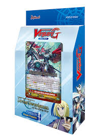cardfight vanguard g trial deck 2 divine swordsman of the shiny star cardfight