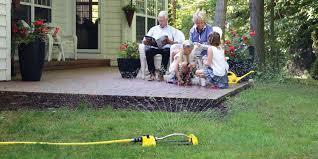 colorstorm spinning sprinkler u2013 dramm lawn u0026 garden