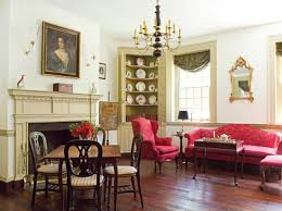 restoring a historic federal house in maryland old house