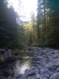 Opal Creek Oregon Map Opal Pool Campsites Or The Dyrt