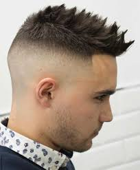 razor cut hairstyle with spiky on top 15 exquisite spiky hairstyles leading ideas for 2017